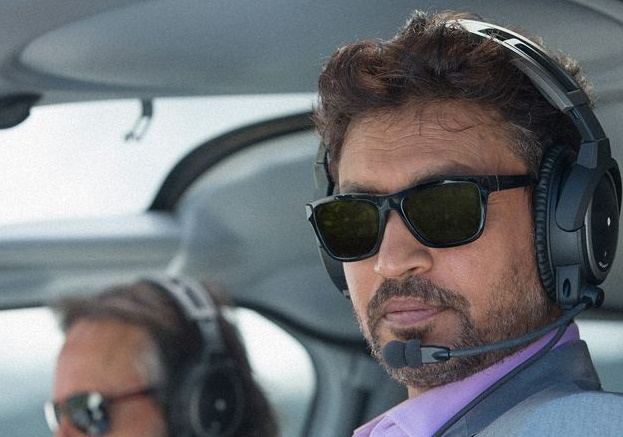 Irrfan Khan in Love with Flying in a Private Helicopter Ride